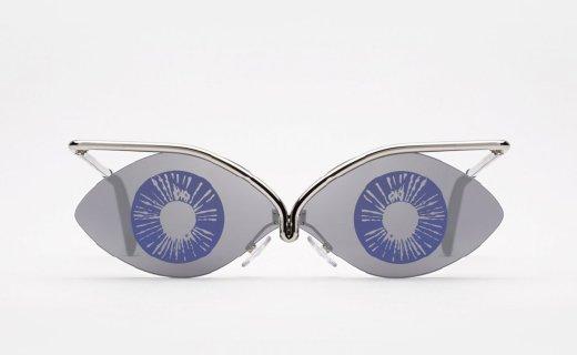 安迪·沃霍尔作品再现!这款眼镜堪称凹造型神器!