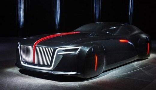 红旗全新概念跑车4月23日亮相:展示未来设计趋势