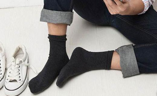 Tuban中筒运动男袜:防滑减震弹力大,吸汗防臭运动更舒心