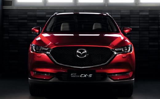 高颜值SUV马自达CX-5上市,多辅助系统更安全