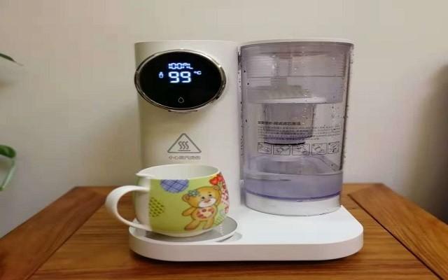 4秒沸腾,5档变频控温,热水不再等待