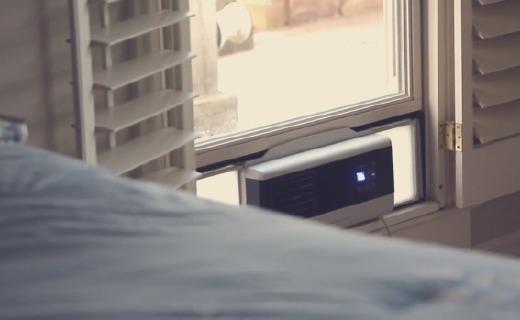能净化降温的智能换气扇,比新风系统便宜多了!