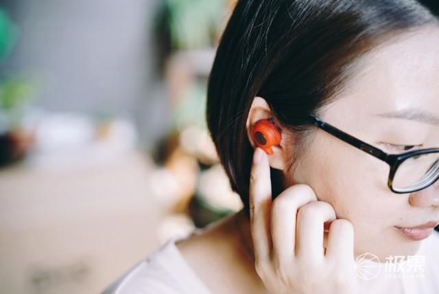 捷波朗(Jabra)EliteActive65t红色版蓝牙耳机