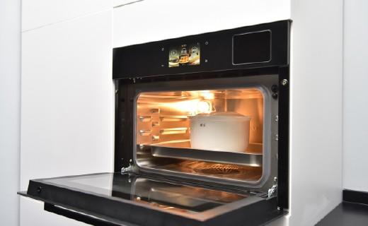 厨房蒸箱如何才能不鸡肋?鉴货级评测来了,看完真的心动了...