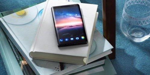 诺基亚旗舰来了:限量版 Nokia 8 Sirocco 即将发售