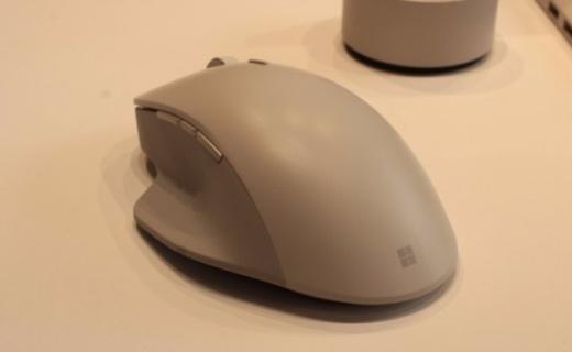 738元!微软新款无线鼠标亮相,精准定位