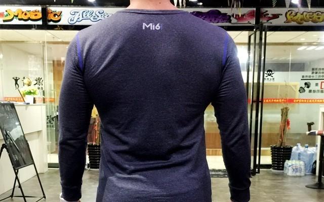 纳米陶瓷发热,这可能是目前最强的保暖内衣 — Mi6 design 陶瓷科技内衣体验
