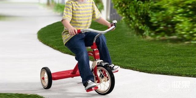 雷德福来尔(RadioFlyer)儿童脚踏车