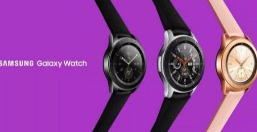 三星发布智能手表Galaxy Watch:7天续航,5ATM防水!