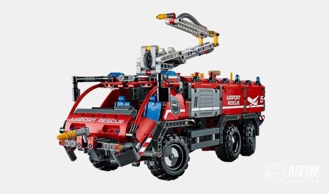 乐高(LEGO)Techinc科技系列机场救援车