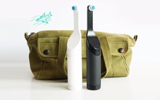 不用电池的环保电动牙刷,扭一扭就能用