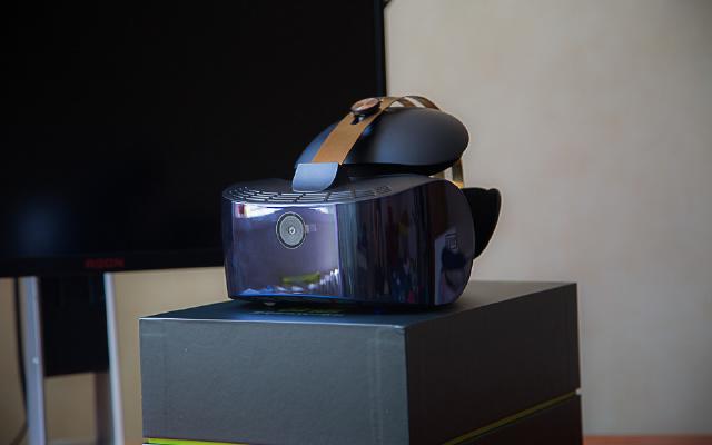 内容与硬件的强强联合,爱奇艺 4K VR测评体验