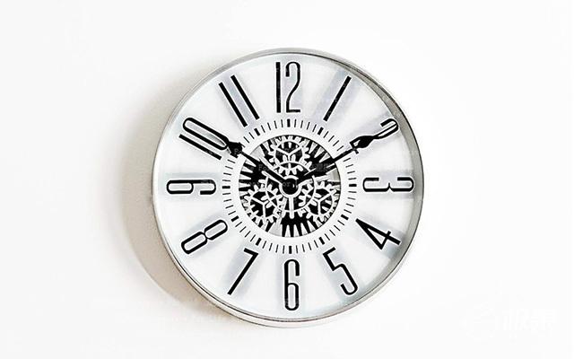 奇居良品装饰挂钟