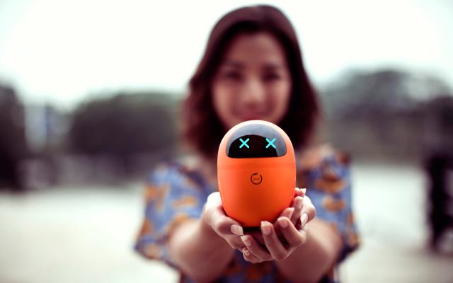 公子小白青春版机器人