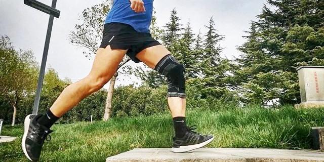 稳固膝盖 拒绝膝伤,让锻炼身体更有安全保证 — 迈克达威半月板韧带运动护膝体验