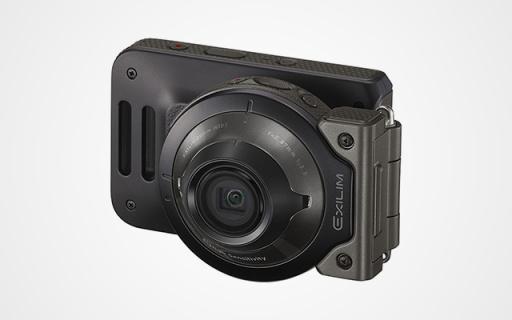 卡西欧新款高感光户外相机,夜拍能力超强