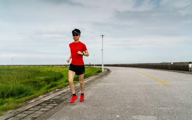 MICO跑步套装来相助,助我越野路上猛如虎