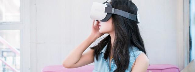 随身携带的电影院, 让我坐火车路上不枯燥,PICO G2 VR一体机体验