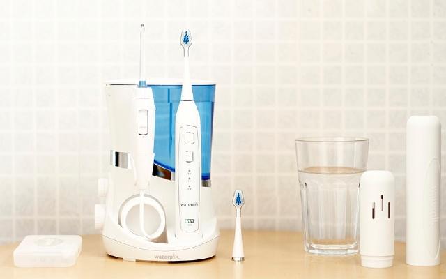 三模切换+冲刷一体,给你的牙齿洗个澡 — 洁碧 WP-861EC 体验|视频