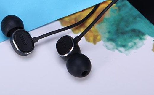 爱科技N20U入耳式耳机:均衡三频,音质清晰通透