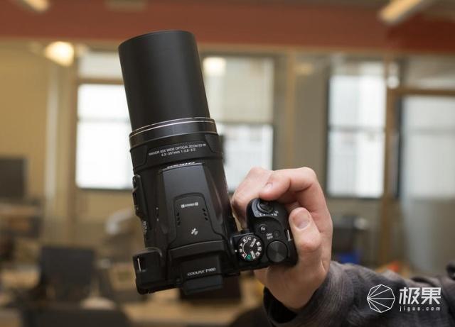 尼康(Nikon)P900s数码长焦相机
