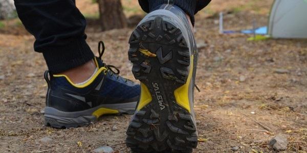 防尘防撞透气耐磨,助你登山徒步行千里 — Salewa 越野跑鞋测评报告