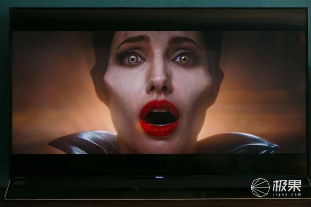 1台电视让客厅增值50万,不去影院也能享受大片画质