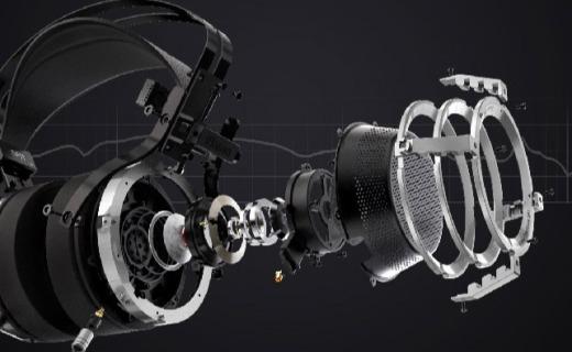 艾巴索SR1耳机发布:意真皮材质,超发声单元
