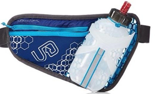 优地跑步水壶腰包:具备极佳的通风性能,重量超轻便于携带