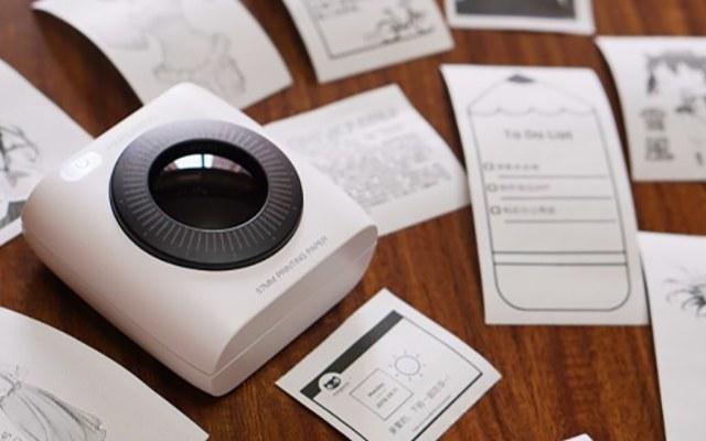 随身打印手机最佳伴侣 ,神奇的喵喵机P2体验