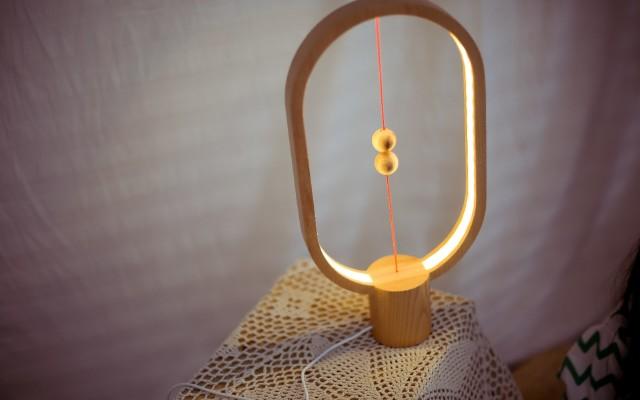 创意无频闪床头灯,是灯具更是艺术品 — 衡·家居生活灯体验 | 视频