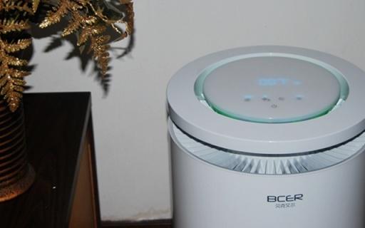 源自德国空气净化技术,高效好用又静音 — 贝克艾尔空气净化器体验   视频