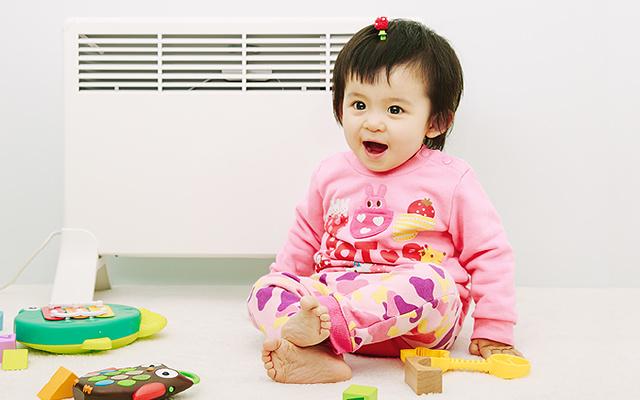 给宝宝带来冬日温暖的小萌物,芬兰ENSTO电暖气体验