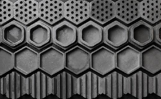 HEXA蜂巢桌面系统,定制你的创意收纳空间