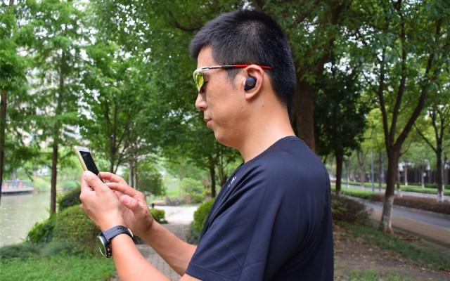 自带防丢失操作的耳机,Jabra Elite Active65t体验