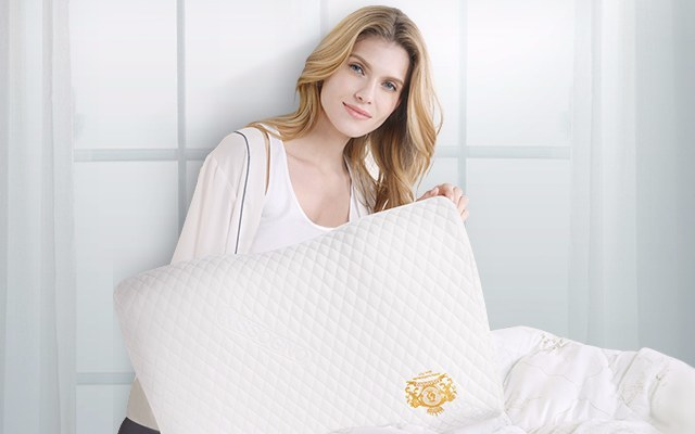 绮眠塔拉蕾物理发泡乳胶枕