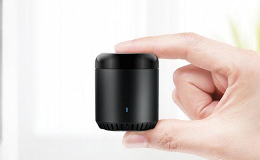 博联智能RM mini3空调遥控器:手机智能调控空调温度,省电更健康