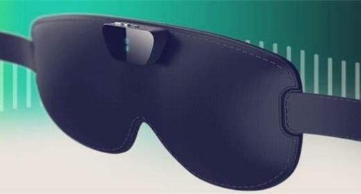 智能防打鼾眼罩!还能连接手机记录睡眠状态