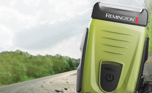 雷明登车载电动刮胡刀:往复式刀头干湿两用,三防品质更放心