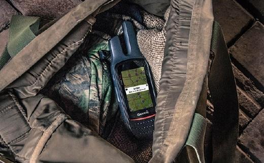 佳明RINO 755T,超强信号GPS让你户外不迷路