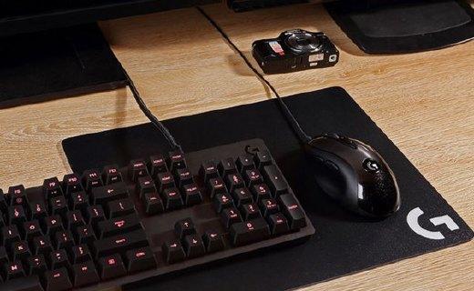 复刻情怀,罗技推出全新MX518 Legendary游戏鼠标