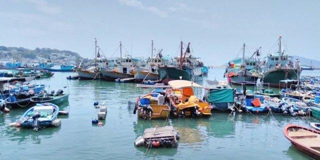 带坚果 3去香港长洲岛,回到家时竟还有一半电量