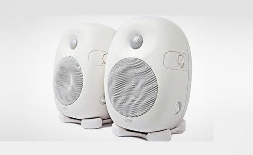 惠威X4多媒体音箱:抗撞击压铸铝材质,出色还原自然声音