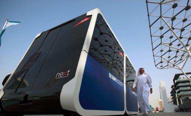 智东西早报:迪拜无人驾驶出租投运 波音CEO:飞行出租或10年内商用