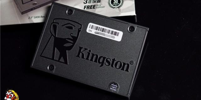 换上高速固态硬盘,让老机还能再战五百年 — 金士顿 A400系列 120G SATA3 固态硬盘体验