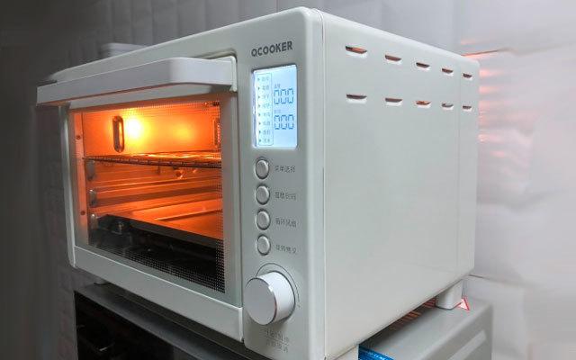菜单功能一应俱全,烧烤小白也能做出饕餮大餐 — 圈厨24L家用电烤箱体验