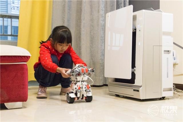 松下(Panasonic)F-VXR110C儿童空气净化器