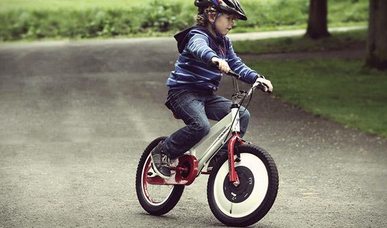 怎么骑都不倒的自行车,孩子再也不摔跟头-Jyrobike