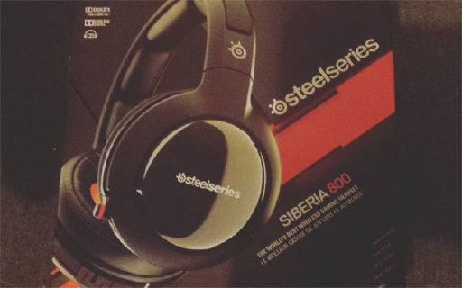 赛睿西伯利亚800游戏耳机给你7.1声道的震撼,唯一能买的起的思聪老公同款