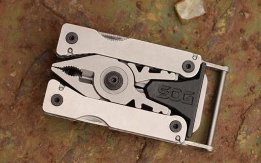 藏在皮带里的多功能工具,007看了都会喜欢 — 索格SYNC II 多功能皮带扣体验